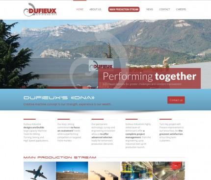 www.dufieux-indsutrie.com